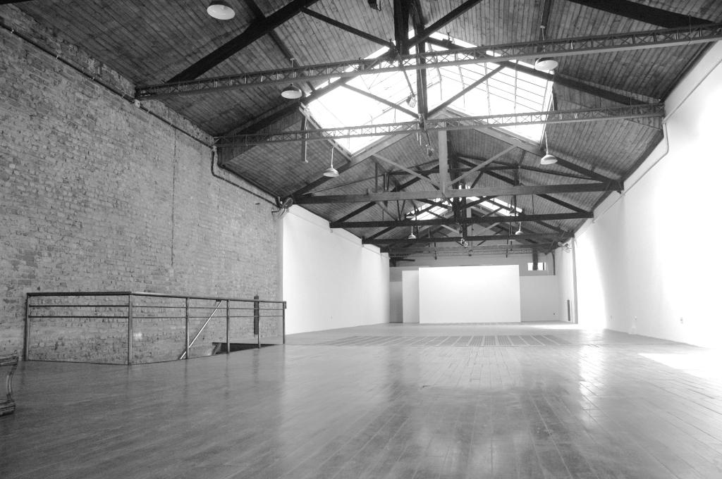 Exhibition Space & Shared Studio_Largo das Artes